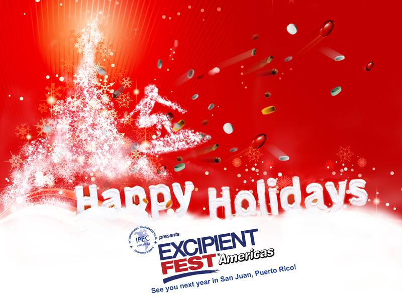 ChristmasCard 2011 ExcipientFest